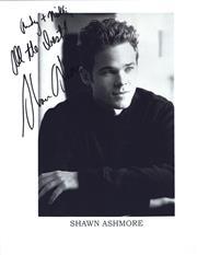Sale 8809A - Lot 5072 - Shawn Ashmore