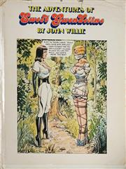 Sale 8822A - Lot 5145 - John Willie - The Adventures of Sweet Gwendoline