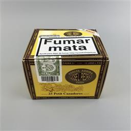 Sale 9250W - Lot 766 - Jose L. Piedra Petit Cazadores Cuban Cigars - box of 25 cigars, stamped June 2019