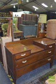 Sale 8390 - Lot 1224 - Art Deco Dressing Chest