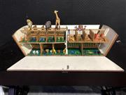 Sale 9034 - Lot 1013 - Noahs Ark incl. Animals
