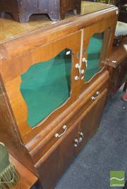 Sale 8390 - Lot 1200 - Art Deco Cabinet