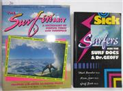 Sale 8431B - Lot 26 - Trevor Cralle (ed). Surfinary, A Dictionary of Surfing Terms and Surf Speak, Ten Speed Press California 1991. Paperback. 197 pages;...