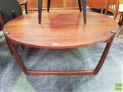 Sale 8451 - Lot 1015 - Peter Hvidt France and Sons Teak Coffee Table