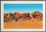 Sale 8807 - Lot 2021 - Artist Unknown - Untitled (Bush Scene) 61 x 95cm