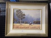 Sale 8981 - Lot 2033 - Jennifer L. Beechey - Found 24 x34 (frame: 53 x 43 x 3 cm)