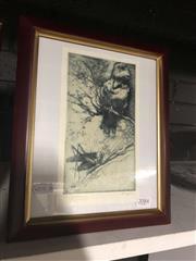 Sale 8784 - Lot 2084 - Sidney Long Print