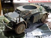 Sale 8817C - Lot 597 - K&C SdKfz 222 Armoured Car