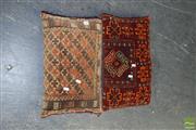Sale 8506 - Lot 2098 - 2 Persian Pillows