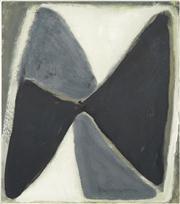 Sale 8741A - Lot 20 - Ildiko Kovacs (1962 - ) - Black II, 2005 38 x 34cm