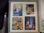 Sale 8561 - Lot 2076 - 4 Norman Lindsay Prints
