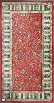 Sale 8769 - Lot 1024 - Machine Woven Carpet in Red