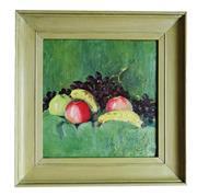 Sale 8891H - Lot 26 - G.H.D. MORRIS - Still Life of Fruit. C1920 31.0 x 31.0cm