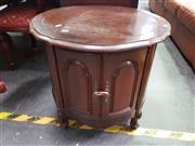 Sale 8672 - Lot 1022 - Side Table/Cabinet