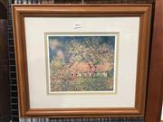 Sale 8750 - Lot 2022 - Claude Monet Print