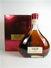 Sale 8335W - Lot 601 - 1x Croizet Gold VSOP Cognac - 40% ABV, 700ml in box