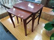 Sale 8601 - Lot 1330 - Nest of 2 Tables