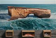 Sale 8901 - Lot 512 - Andrew Bennett (1965 - ) - London Bridge Ecology, 1997 103.5 x 151 cm