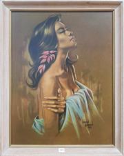 Sale 8930 - Lot 1003 - Vintage Print by Harley Brown