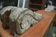 Sale 8326 - Lot 1024 - Pair of Large Vintage Corbels
