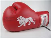 Sale 8450S - Lot 778 - Oversized Lonsdale Boxing Glove, signed by Petero Civoniceva