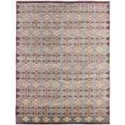 Sale 8870C - Lot 10 - India Revival Scandi Design Carpet in Handspun Wool 300x400