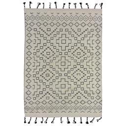 Sale 9090C - Lot 1 - India Nomadic Moroc Design Rug, 160x230cm, Handspun Wool