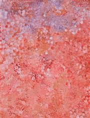 Sale 8316 - Lot 571 - Polly Ngale (c1936 - ) - Bush Plums 201 x 153cm