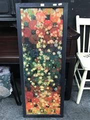 Sale 8805 - Lot 1019 - Retro Artwork on Lino