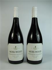 Sale 8335W - Lot 631 - 2x 2009 Moss Wood Pinot Noir, Mornington Peninsula