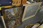 Sale 8425T - Lot 2078 - 6 Various Artworks & Prints