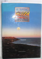 Sale 8431B - Lot 34 - Surfing Wild Australia, A Surfing World Project 1984. Hardback with dustwrapper, 126 pages