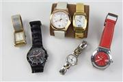 Sale 8473 - Lot 97 - Fashion Watch Collection Incl Marc Jacobs