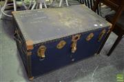 Sale 8523 - Lot 1100 - Luggage Trunk