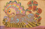Sale 8642 - Lot 593 - Jose Maria de Servin (1917 - 1995) - Untitled 60 x 91cm