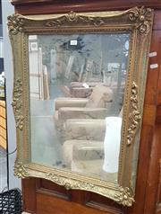 Sale 8669 - Lot 1059 - Gilt Framed Mirror