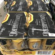 Sale 8801W - Lot 54 - 24x Bundaberg Rum & Cola Cans 4.6%, 375ml