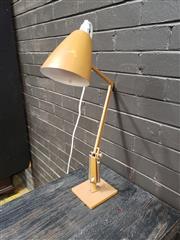 Sale 8962 - Lot 1075 - Mustard Planet Lamp (H:91cm)
