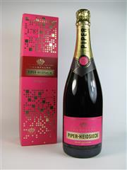 Sale 8335W - Lot 620 - 1x NV Piper-Heidsieck Rose Sauvage Brut, Champagne - in box
