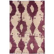 Sale 8870C - Lot 13 - Nepal Revival Ikat Design Rug in Tibetan Highland Wool, 297x187cm