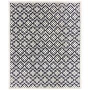 Sale 8910C - Lot 45 - India Taj Damask Design Carpet, 310x256cm, Bamboo Silk