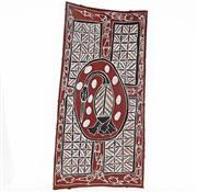 Sale 8992 - Lot 566 - Marcus Pascoe Pascoe - Cormorant & Fish 98 x 50 cm