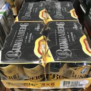 Sale 8801W - Lot 55 - 24x Bundaberg Rum & Cola Cans 4.6%, 375ml