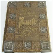 Sale 8356 - Lot 46 - Goethe Faust a Tragedy Published by Frederick Bruckmann 1877