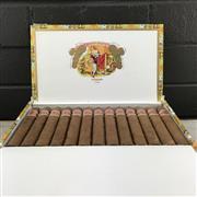 Sale 8970 - Lot 608 - Romeo y Julieta Belicosos Cuban Cigars - box of 25 stamped October 2018