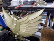 Sale 8390 - Lot 1118 - Fibreglass Eagle Wall Hanging