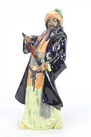 Sale 8654 - Lot 22 - Royal Doulton Figure Of Blue Beard