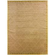 Sale 8870C - Lot 18 - Nepal Moorish Diamond Design Carpet in Tibetan Highland Wool 250x350cm