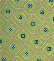 Sale 8980A - Lot 5072 - Una Foster (1912 - 1996) (2 works) - Untitled (Graphics) 15.5 x 14.5 cm (mount: 56 x 45.5 cm); 17.5 x 16 cm (mount: 56 x 46cm)