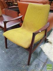 Sale 8451 - Lot 1008 - Hans Wegner Classic Armchair